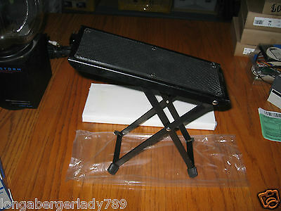 New Adjustable Guitar Foot Prop Rest Stool Studio Classical Music Accoustic Jazz