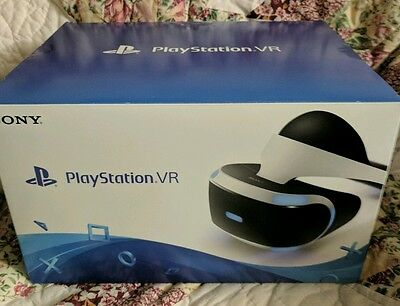 Playstation VR CORE Headset Sony PS4 PSVR Virtual Reality NEW