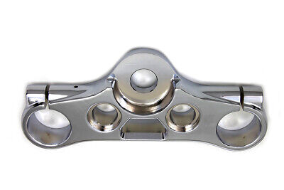 Chrome Top Triple Tree,for Harley Davidson,by V-Twin