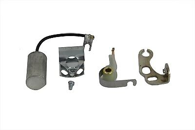 Ignition Points and Condenser Kit fits Harley Davidson,V-Twin 32-0114