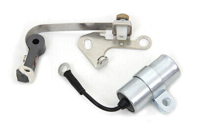 Magneto Ignition Points and Condenser Kit fits Harley Davidson,V-Twin 32-1232