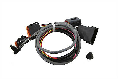 Speedometer Tachometer Harness Kit,for Harley Davidson motorcycles,by V-Twin