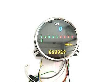 Digital Electronic Speedometer with Tachometer,for Harley Davidson motorcycle...
