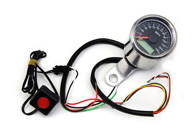 2  Mini Electric Speedometer,for Harley Davidson motorcycles,by V-Twin