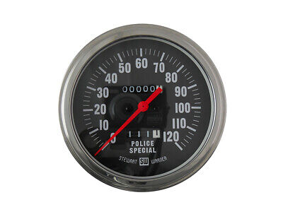 Police Special 1:1 Speedometer,for Harley Davidson,by V-Twin