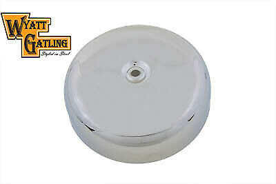 Wyatt Gatling Air Cleaner Cover 7,for Harley Davidson motorcycles,by V-Twin