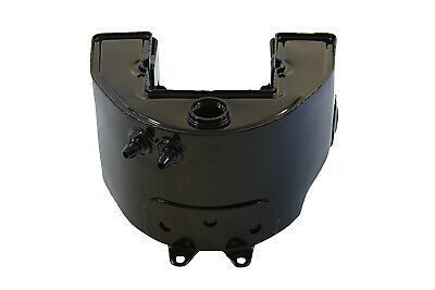 Replica Black TT Bobber Short Oil Tank fits Harley Davidson,V-Twin 40-0493