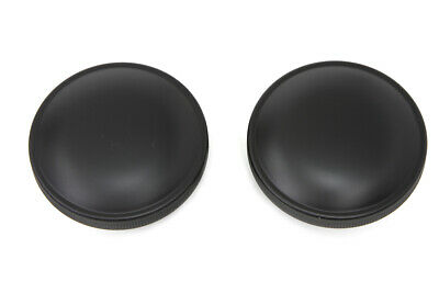 Ratcheting Style Gas Cap Set Vented and Non-Vented fits Harley Davidson,V-Twi...