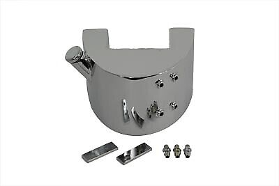 Kick Start Oil Tank Chrome,for Harley Davidson motorcycles,by V-Twin