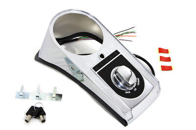 CHROME CAST DASH Cover Kit without Speedometer,for Harley Davidson