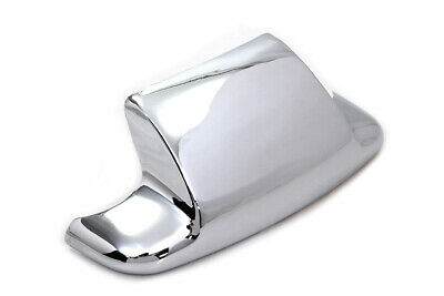 V-Twin 42-0100 Frame Side Cover Set Smooth Chrome Steel