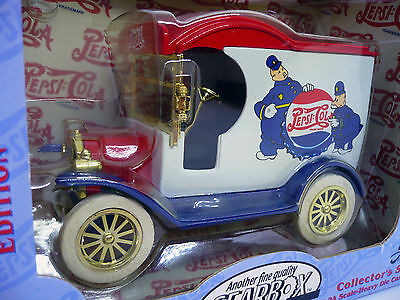 1912 Ford Delivery Car Pepsi Cola Limited Edition Coin Bank