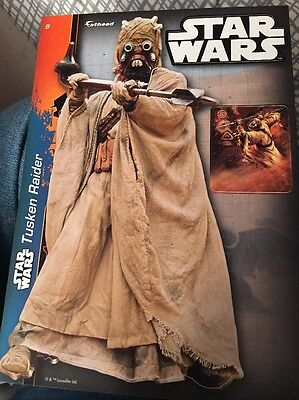 Star Wars Fatheads Tradeables #9 Tusken Raider