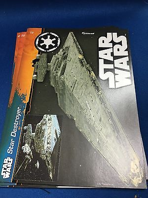 Star Wars Fatheads Tradeables #19 Star Destroyer