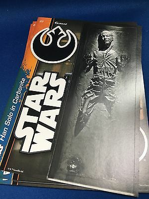 Star Wars Fatheads Tradeables #23 Han Solo In Carbonite