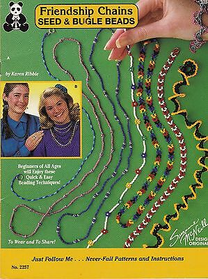 Friendship Chains - Beading Instruction Booklet