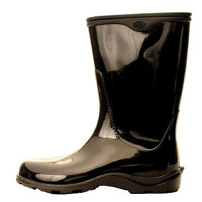 """Sloggers Women's  Rain and Garden Boot with """"All-Day-Comfort"""" Insole,  Solid"""