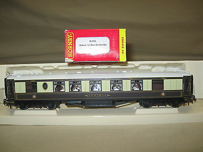 Hornby Oo Scale 4145 Pullman 1St Class Kitchen Car Cynthia - Lighted - Mint
