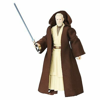 "Star Wars Black Series Ben Obi-Wan Kenobi 6"" Action Figure LOOSE & COMPLETE"