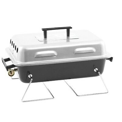 Outwell Asado Gas BBQ - Lavasteingrill Gasgrill Campinggrill Campingüche