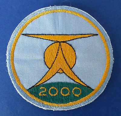 South African Air Force 2000 Hrs Alouette Helicopter Saaf Flight Air Crew Patch