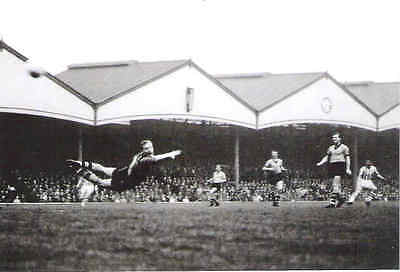 """WOLVES  Action v West Bromwich late 1950s     6""""x4""""  REPRINT POST FREE"""