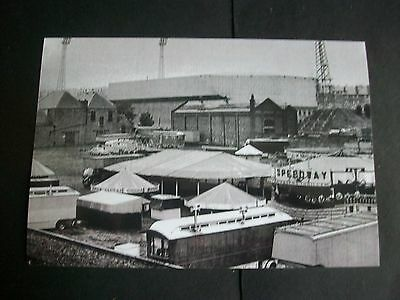 """DUNDEE UNITED  Outside ground   1960s  ?  6""""x4"""" Photo  REPRINT"""