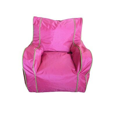Boscoman - Cody Large Lounger Chair Bean Bag - Camellia Rose