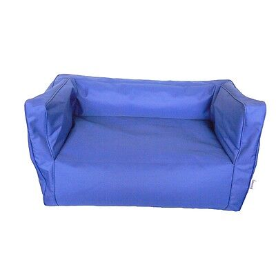 Boscoman - Double Lounger  Bean Bag - Blue