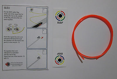 ISSF Safety Flag / Signal Line