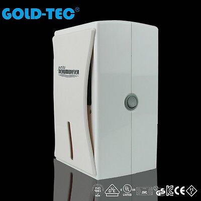 Gold-Tec 500Ml Mini Dehumidifier