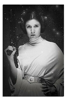 Star Wars - Princess Leia - Stars Poster New Official - Maxi Size 36 x 24 Inch