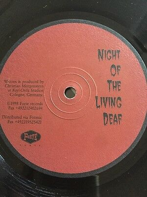 Night Of The Living Deaf,forte,  1998