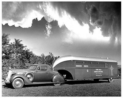 1935 Packard 120 Coupe ORIGINAL Factory Photo ouc0381