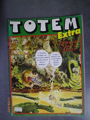 TOTEM EXTRA n° 12 - Dicembre 1995 - Ed. Nuova Frontiera