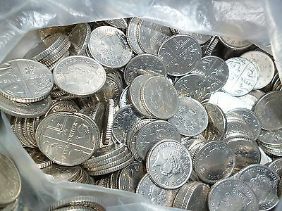 five pence - collectors years 1990 - 2017 choose your year - coin hunt