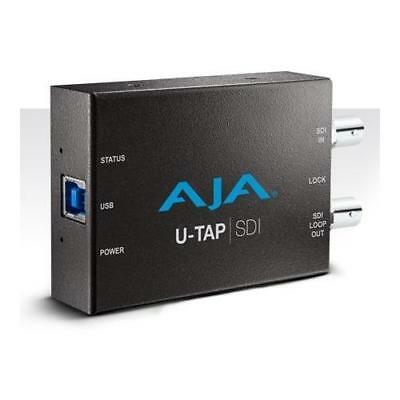 AJA U-TAP SDI Simple USB 3.0 Powered SDI Capture Device #U-TAP-SDI