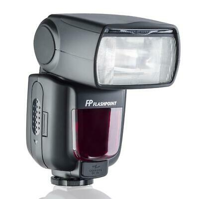 Flashpoint Zoom R2 Manual Flash with Integrated R2 Radio Transceiver #FP-LF-SM-Z