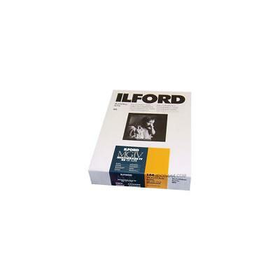 Ilford IV RC Deluxe Resin B/W Paper 5x7in, 100, Satin #1771912