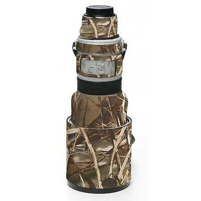 LensCoat Cover for Canon 300mm Non IS f/2.8 Lens, Realtree Max4 HD #LC300NISM4