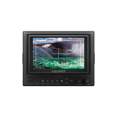 "Lilliput 569/O 5"" LED Camera-Top Monitor with HDMI Input  Output, 800x480"