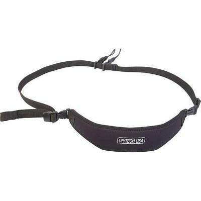 Op/Tech Utility Strap-Sling with XL Quick Adjust, Black #3501262