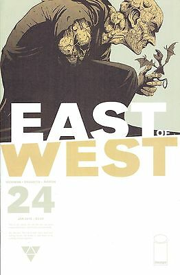 East Of West #24 (NM)`15 Hickman/ Dragotta
