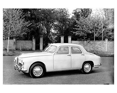 1959 Alfa Romeo Tipo ORIGINAL Factory Photo ouc0546