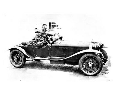 1929 Alfa Romeo ORIGINAL Factory Photo ouc0548