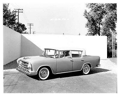 1957 Rambler ORIGINAL Factory Photo ouc0558
