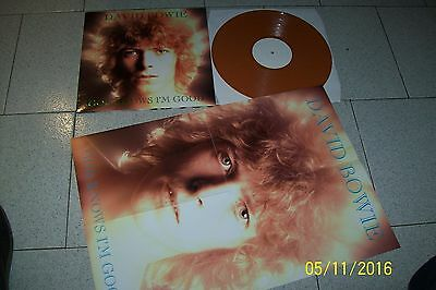 David Bowie God Knows I'm Good/limited Edition/ Vinyl Coloured + Poster/ Lp 33