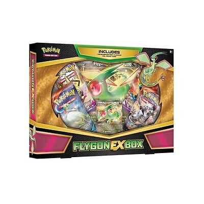 POKEMON XY * Pokemon Flygon EX Box