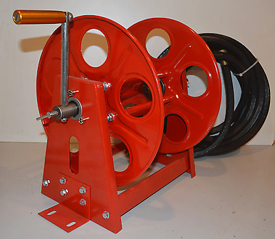 Fire Fighting Hose Reel  Heavy Duty  with 25 mt hose 3/4""