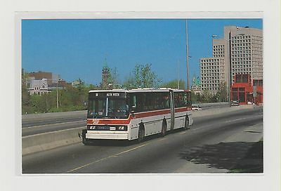 OTTAWA,  CANADA        Orion-Ikarus Articulated Bus # 8843